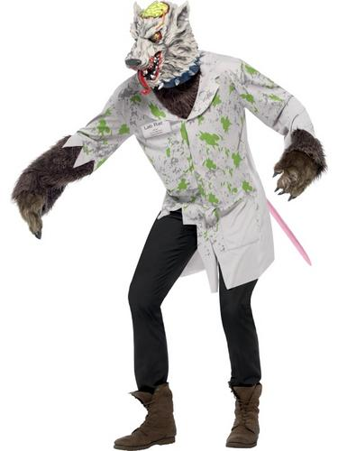 Experiment Lab Rat Costume Thumbnail 1