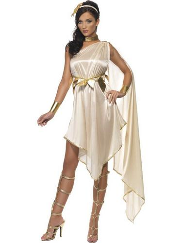 Sexy Goddess Fancy Dress Costume Thumbnail 2