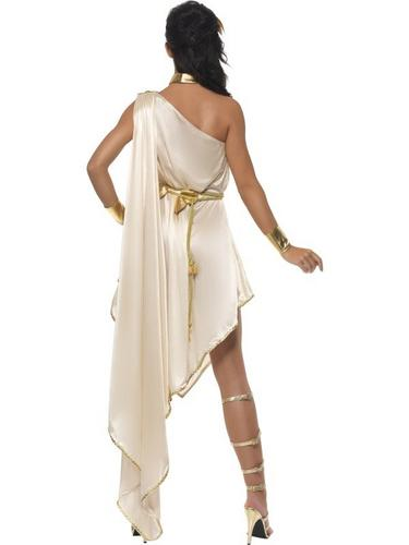 Sexy Goddess Fancy Dress Costume Thumbnail 3