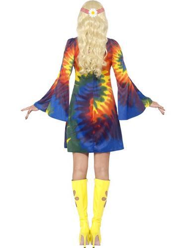 1960s Tie Dye Costume Thumbnail 2