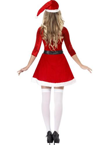 Santa Babe Fancy Dress Costume Thumbnail 3
