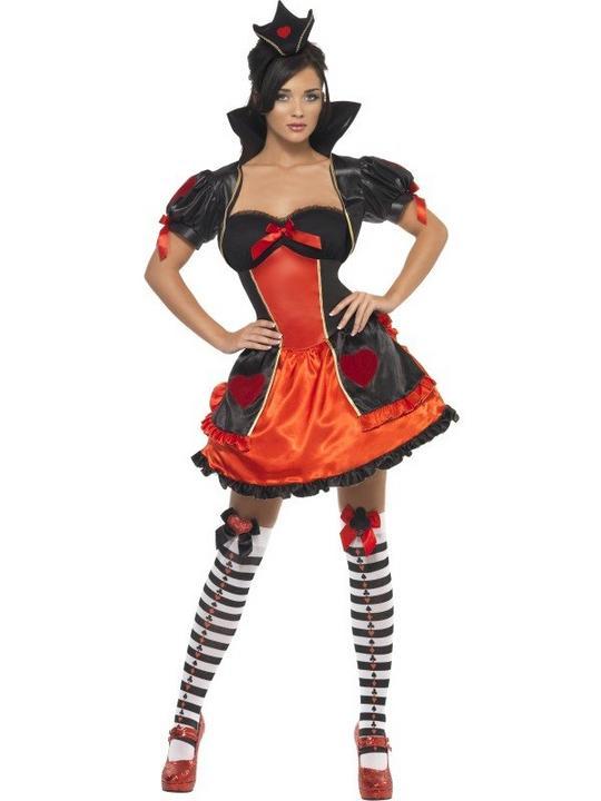 Fairytale Queen Costume Thumbnail 1