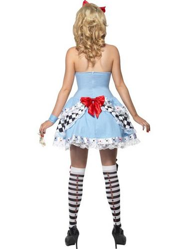 Miss Wonderland Fancy Dress Costume Thumbnail 3