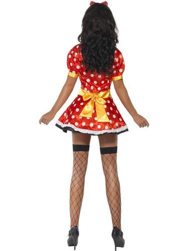 Miss Mouse Fancy Dress Costume Thumbnail 3
