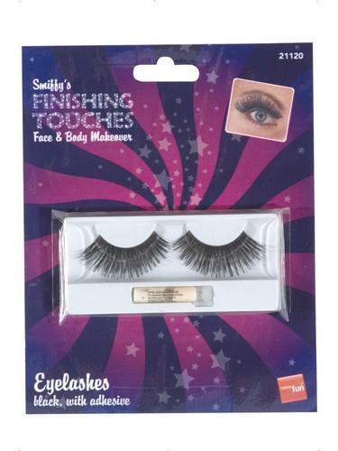 Eyelashes Silver/Black Thumbnail 2