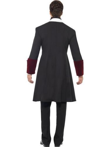 Male Fever Gothic Vamp Fancy Dress Costume Thumbnail 3
