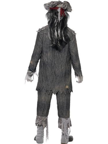Ghost Ship Ghoul Fancy Dress Costume Thumbnail 2