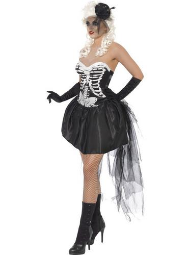 Skelly Von Trap Fancy Dress Costume Thumbnail 3