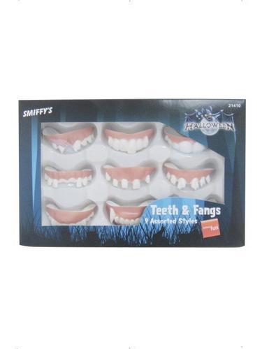 Teeth and Fangs Thumbnail 1