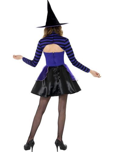 Dark Fairy Fancy Dress Costume Thumbnail 2