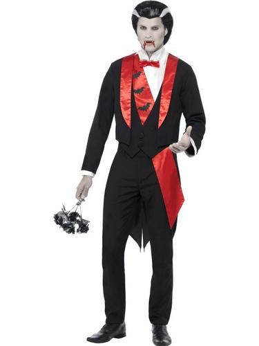 Vampire Leading Man Costume Thumbnail 1