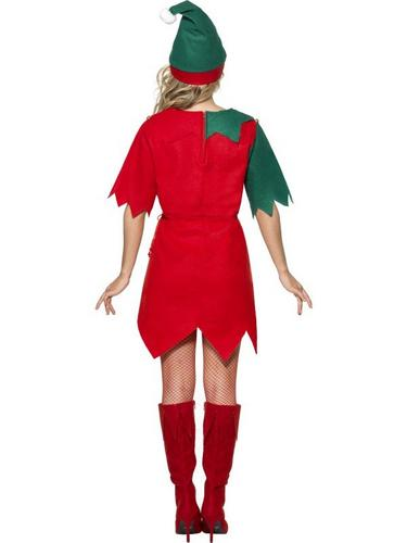 Elf Fancy Dress Costume Thumbnail 2