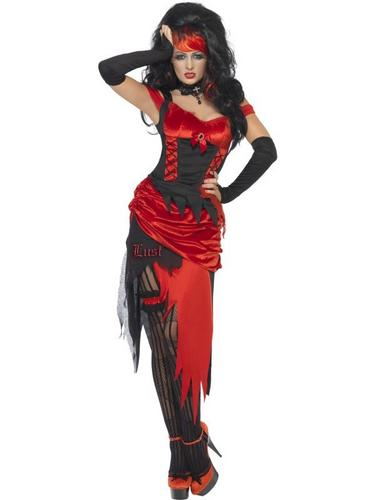 Seven Deadly Sins Lust Fancy Dress Costume Thumbnail 1
