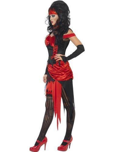 Seven Deadly Sins Lust Fancy Dress Costume Thumbnail 3