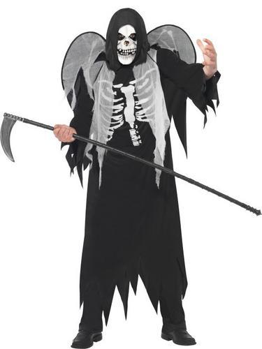 Angel Of Death Fancy Dress Costume Thumbnail 1