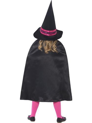 Witch School Girl Fancy Dress Costume Thumbnail 2