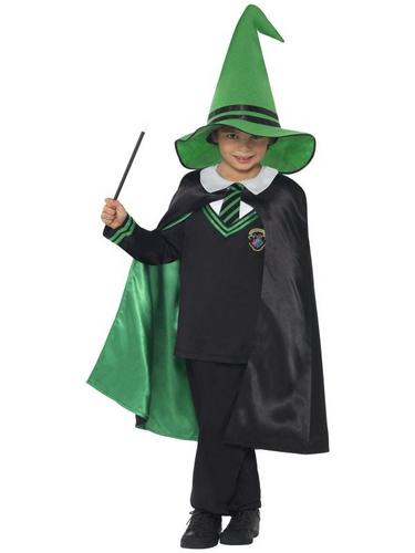 Wizard Boy Fancy Dress Costume Thumbnail 1