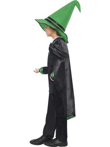 Wizard Boy Fancy Dress Costume Thumbnail 2