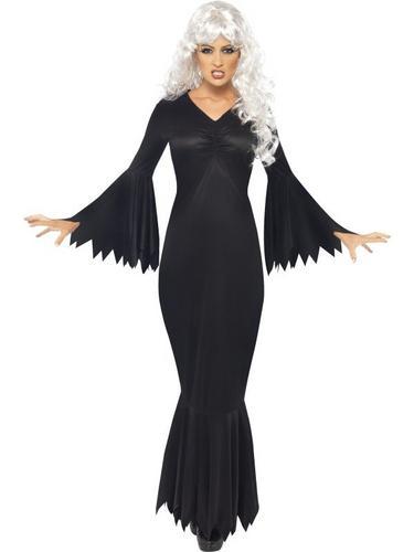 Midnight Vamp Fancy Dress Costume Thumbnail 1