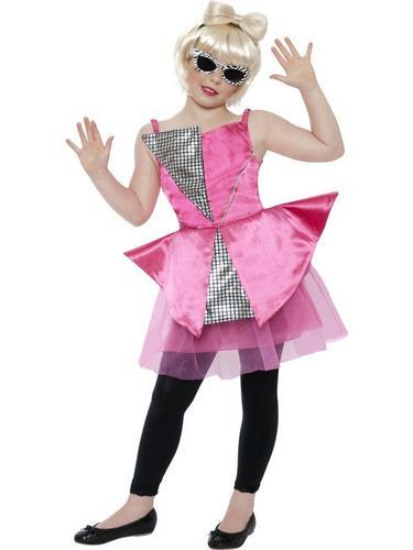 Mini Dance Diva Fancy Dress Costume Thumbnail 1