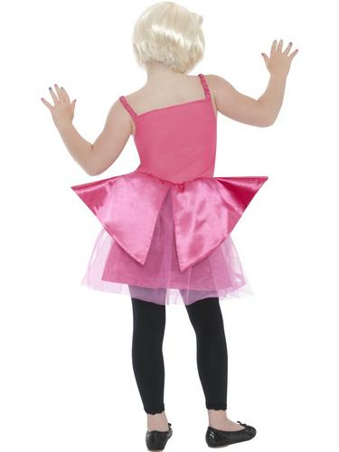 Mini Dance Diva Fancy Dress Costume Thumbnail 2