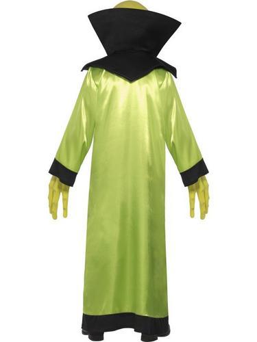 Alien Lord Fancy Dress Costume Thumbnail 2