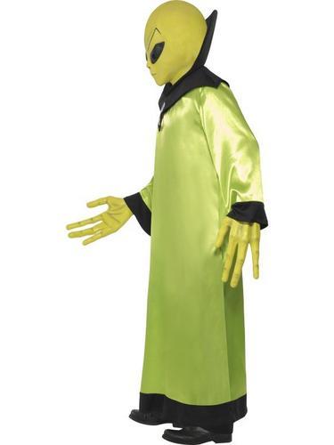 Alien Lord Fancy Dress Costume Thumbnail 3