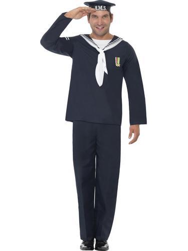 Naval Seaman Costume Thumbnail 1