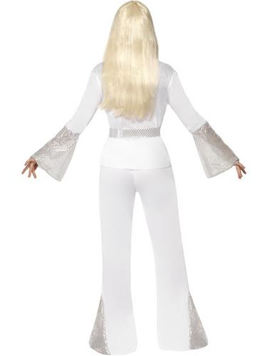 70s Disco Lady Fancy Dress Costume Thumbnail 2