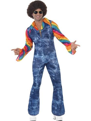 Gents Groovier Dancer Costume Thumbnail 1