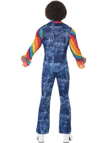 Gents Groovier Dancer Costume Thumbnail 2