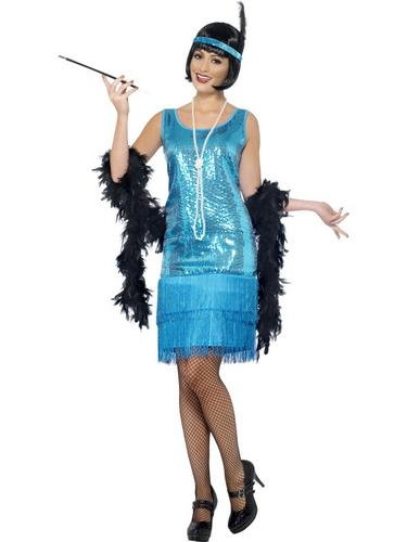 Flirty Flapper Costume Thumbnail 1