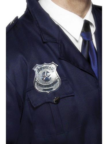 Special Police Badge Thumbnail 1
