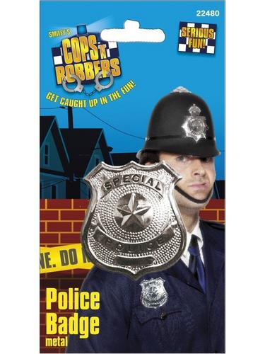 Special Police Badge Thumbnail 2