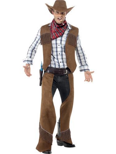 Fringe Cowboy Costume Thumbnail 1