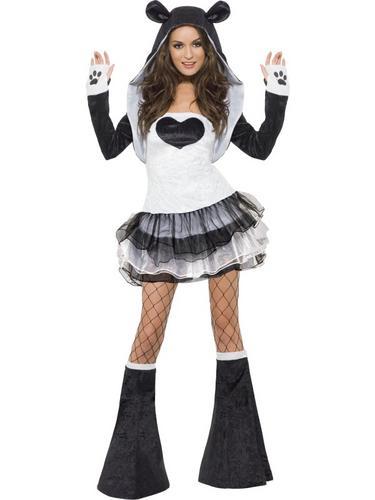 Fever Panda Costume Thumbnail 1