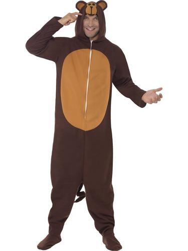 Monkey Fancy Dress Costume Thumbnail 1