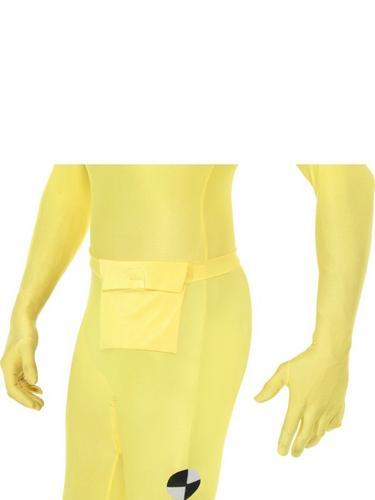 Second Skin Suit, Crash Dummy Fancy Dress Costume Thumbnail 3
