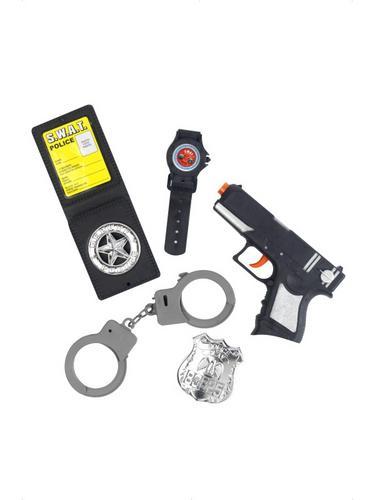 Toy Police Set with Gun Thumbnail 2