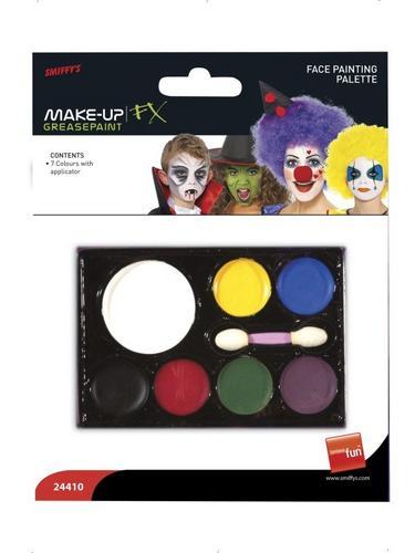 Face Painting Palette Thumbnail 1
