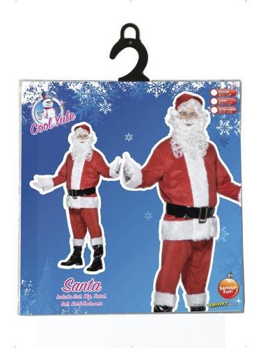 Santa Fancy Dress Costume Thumbnail 2