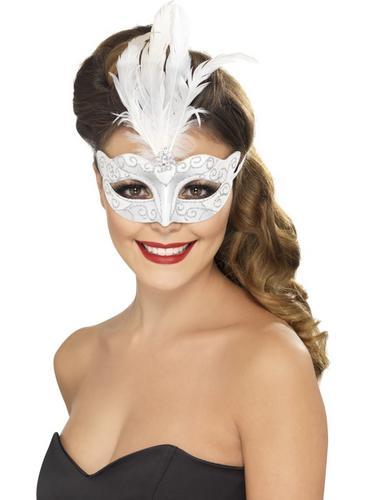 Venetian Glitter Eyemask Thumbnail 1