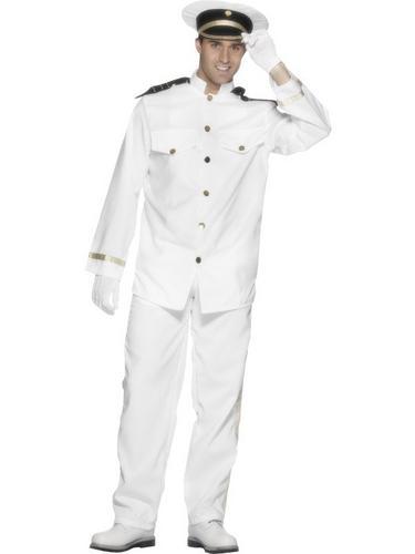 Captain Fancy Dress Costume Thumbnail 1