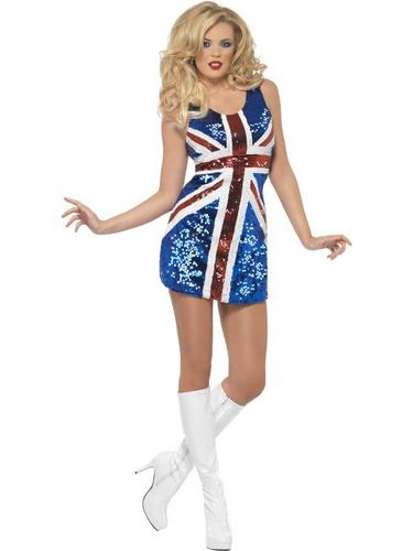 All that Glitters Rule Britannia Costume Thumbnail 2