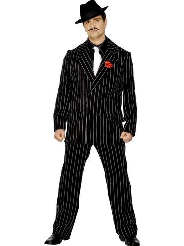 Zoot Suit Fancy Dress Costume Thumbnail 1