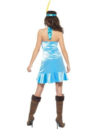 Fever Indian Fancy Dress Costume Thumbnail 3