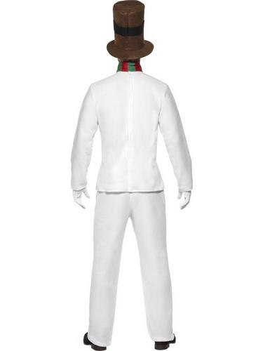 Mr Snowman Fancy Dress Costume Thumbnail 2