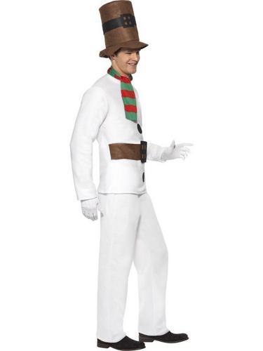 Mr Snowman Fancy Dress Costume Thumbnail 3