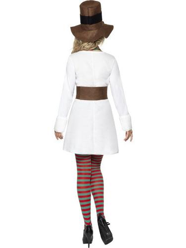 Miss Snowman Fancy Dress Costume Thumbnail 2