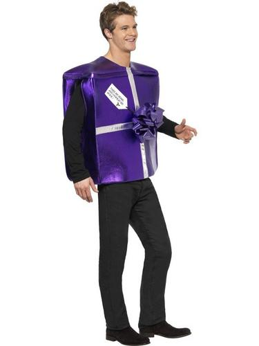 Chrismas Present Fancy Dress Costume Thumbnail 2